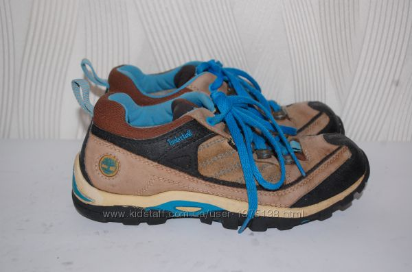 Кроссовки Timberland 34 21, 5 см Gore-Tex