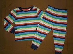 Пижама для мальчика 1-1, 5года, рост 80-86см от TU