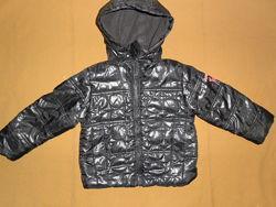Курточка демисезонная для девочки 1,5-2года, рост 86-92см от lupilu