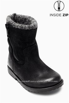 Ботинки-сапожки Некст р. 5 кожа