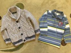 Реглан, свитер, кардиган,  свитшот 3-5лет