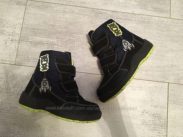 Ботинки Ricosta 28 размер светящиеся