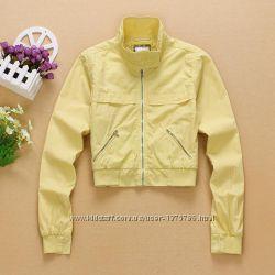Супер модная укороченная куртка levi&acutes