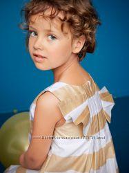 Нарядные платья от Children&acutes Place и Vertbaudet