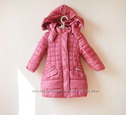 Удлиненные теплые куртки Mayoral