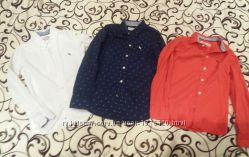 Рубашки Н&М