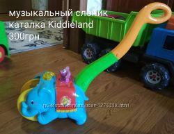 Слоник каталка Kiddieland