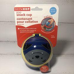 Контейнер-чашка для снеков Skip hop