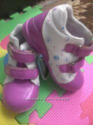 Новые ботиночки