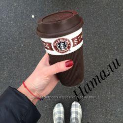 Керамическая термочашка  Starbucks