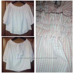 Блуза бренд ATMOSPHERE Морокко. Размер 44-46 UK10, EU38.