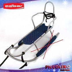 Санки Piccolino Xdrive со спинкой от торговой марки Adbor