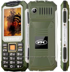 Защищенный телефон VKWorld Stone V3S IP56 2Sim
