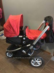 Продам коляску автоересло переноска  Mothercare