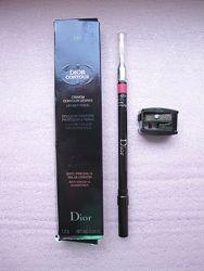 Карандаш для губ Dior contour crayons с точилкой 047