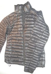 Куртка MPG пуховая женская черная