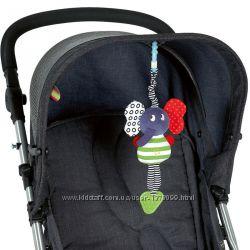 Музыкальная игрушка вибро подвеска погремушка прорезыватель мобиль