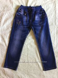 Джинсы для девочки Yuke Jeans