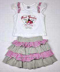 Летний комплект для девочки Garden baby