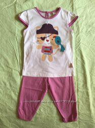 Комплект - футболка и лосины 34