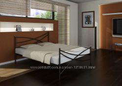Кровати металлические в наличии и под заказ