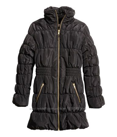 Стильное пальто НМ 8-9 лет