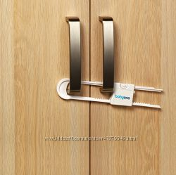 Защита против открывания дверей шкафа BabyOno - 2 шт. в упаковке