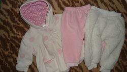 пакет одежды девочке