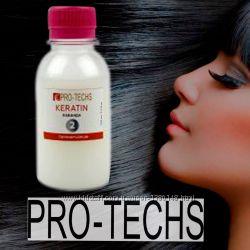 Кератин для волос Pro-Techs лаванда, 100 мл