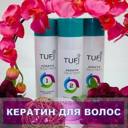 Кератин для волос Tufi Profi, профессиональный уход