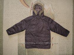 теплая зимняя куртка парка Cherokee р. 158-164