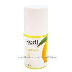 масло для кутикулы Kodi лимон
