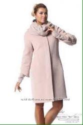 Зимове кашемірове пальто