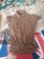 Универсальная блуза от OGGI