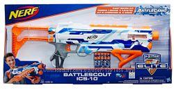 Nerf N-Strike Modulus Battlescout . Нерф беттлскаут