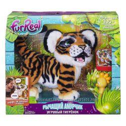 Тигр амурчик. Furreal friends