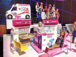 Фургон Барби, скорая помощь