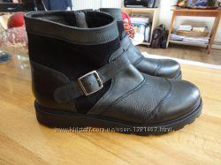 Кожаные ботинки Marks&Spenser, Оригинал, Англия