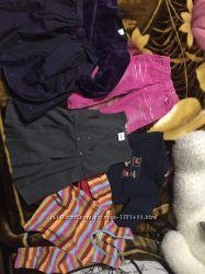 Пакет вещей на девочку 92
