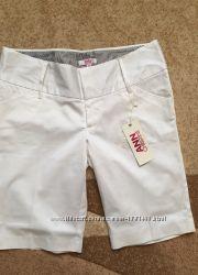 Новые белые шорты