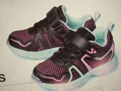 Кроссовки кросівки з мигалками Walkx kids, р.24-29