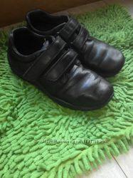 Школьные кожаные туфли  START-RITE, стелька 22см