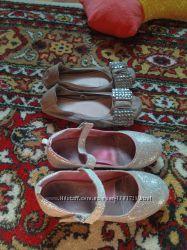 Нарядные туфельки и балетки H&M