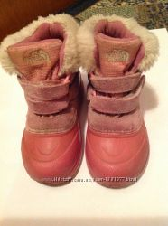 Сноубутсы ботинки The north face