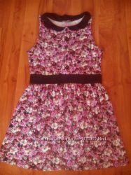 новое классное платье  миди Lipsy