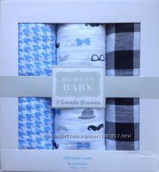 Муслиновые пеленки HUDSON BABY и др, 680 грн. Детские полотенца и ... 56acb2f6d23