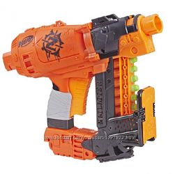Нерф гвоздострел  NERF Nailbiter Zombie Strike Toy Blaster