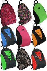 Спортивный, удобный рюкзак в виде капли- удобно, стильно, недорого