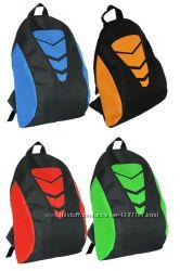 Рюкзак для спорта в необычном дизайне - прочный, удобный, гарантия