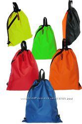 Школьный рюкзачок на 2 отделения- для сменки, спортивной одежды, обуви